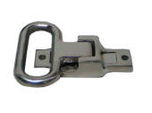 AISI 316 Folding Step 108x44mm