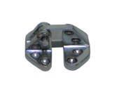 AISI 316 Hatch Hinge Standard 76x64mm (3x2-1/2)