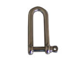 AISI 316 Forged Long Dee Shackles 6mm
