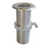 AISI 316 Long Through Hull Outlets 1-1/4 x 112mm