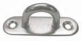 AISI 316 Pad Eye with stamped and welded 6mm