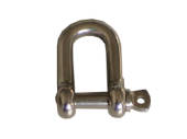 AISI 316 Forged Dee Shackles 4mm