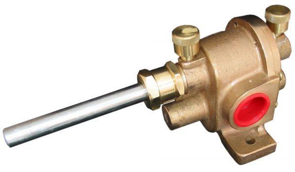 1in (25mm) GEAR PUMP - SINGLE SHAFT