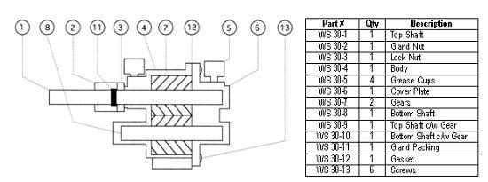 WS30 - Repair Instructions