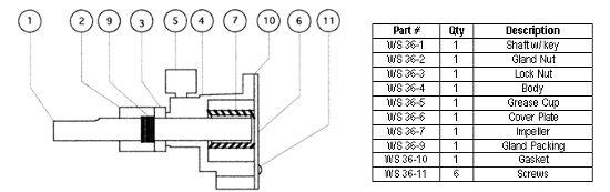 WS36 - Repair Instructions