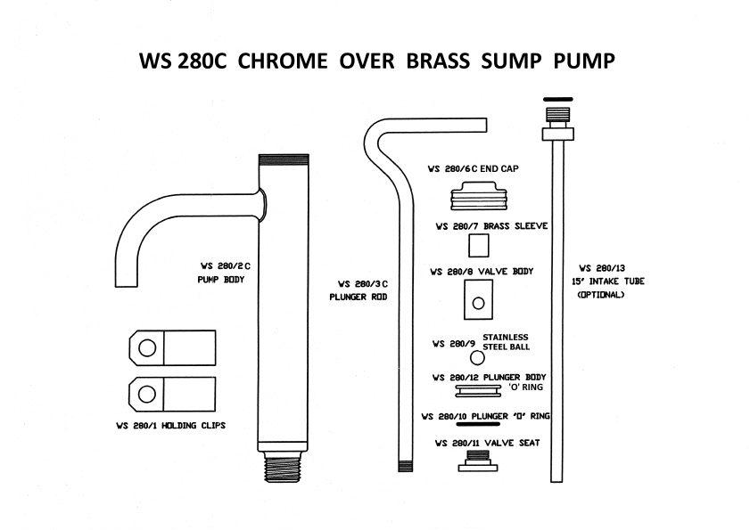 WS280 - Repair Instructions