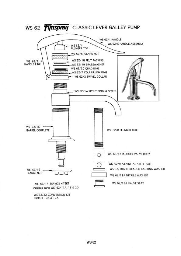 WS62 - Repair Instructions