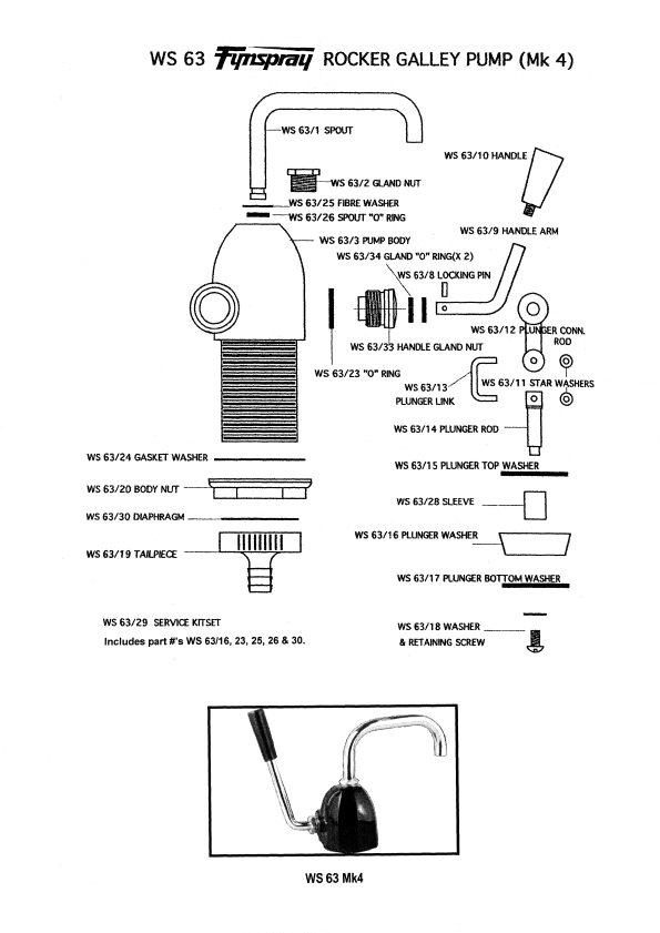 WS63 - Repair Instructions